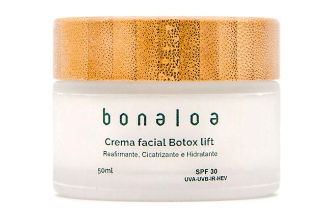 Crema facial botox lift reafirmante spf 30
